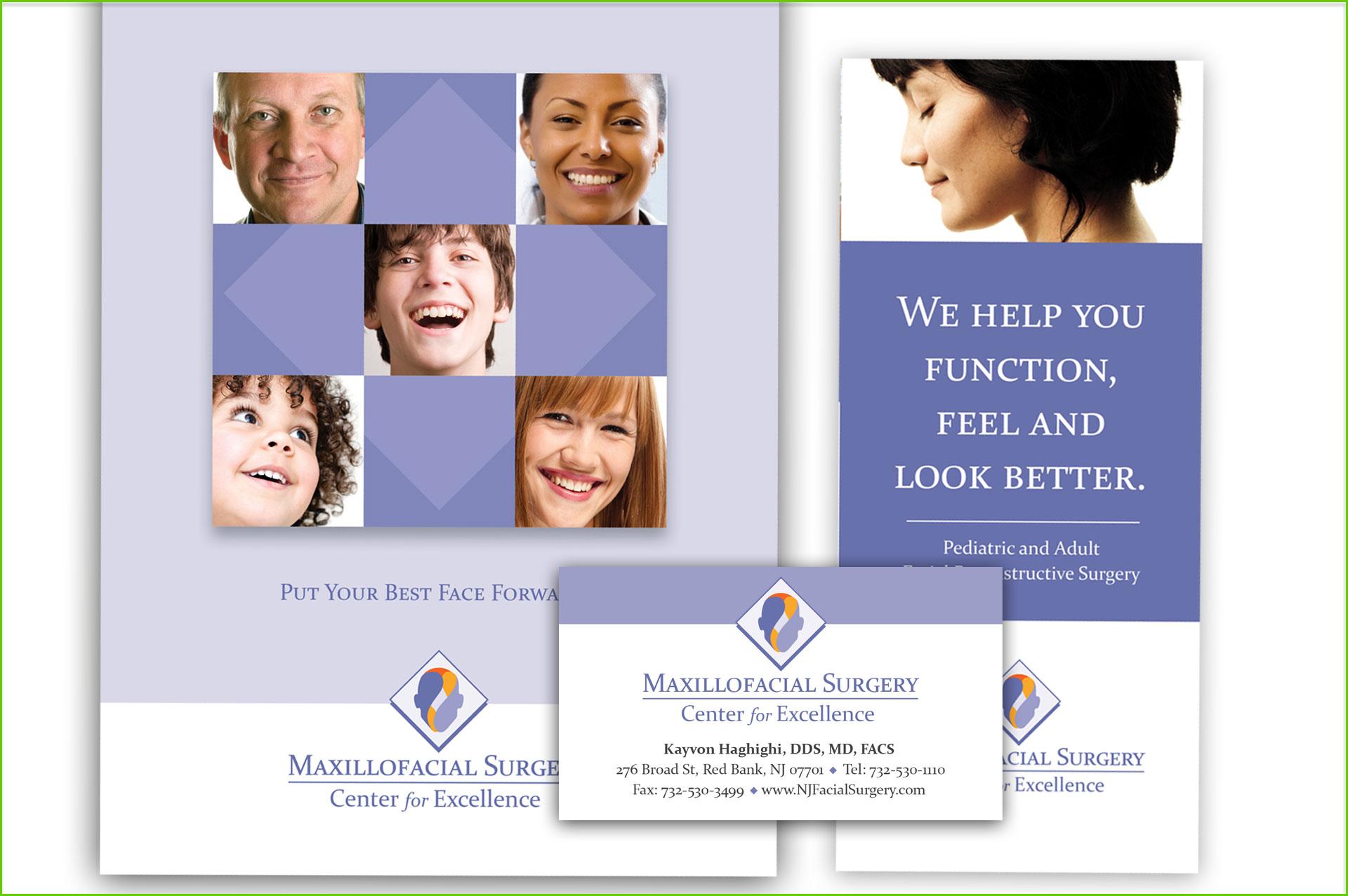 Branding for Maxillofacial Surgery Center